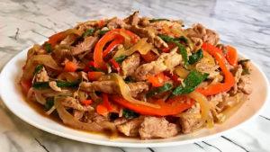 Как вкусно приготовить свинину на сковороде