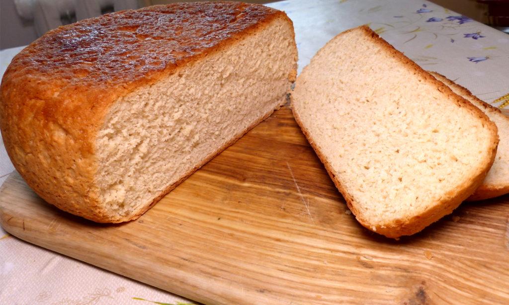 Ароматный хлеб в мультиварке